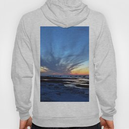 Cloud Streaks at Sunset Hoody