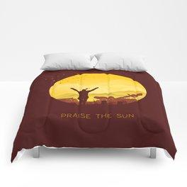 Solaire (Dark Souls) Comforters