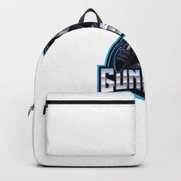 Gunner Sport Mascot Logo Backpack