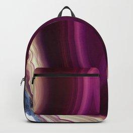 Dark side Agate Backpack