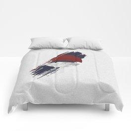 Uchiha Clan Slice Comforters