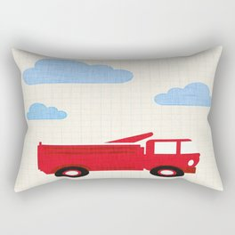 Truck Rectangular Pillow