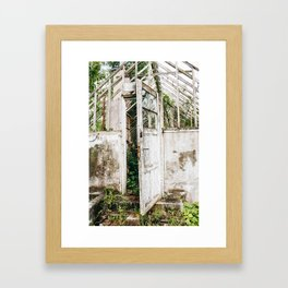 a home for the wild Framed Art Print