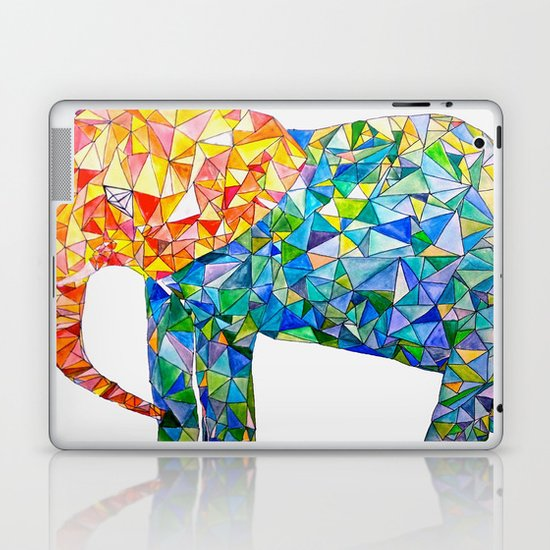 acute elephant Laptop & iPad Skin