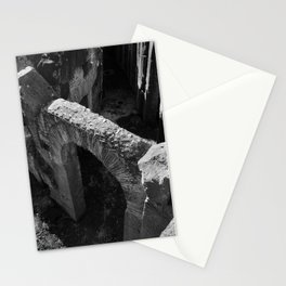 A gate at the Colosseum | Rome, Italy | Black & White | Travel Photography | Fine Art Photo Print Stationery Cards