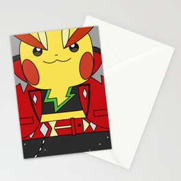 Rock Star Cosplay ORAS Stationery Cards