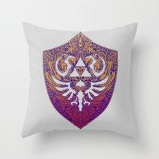 Hylian Victoriana Throw Pillow