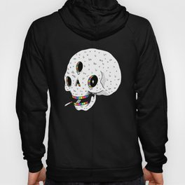 Drippy Space Skull Hoody