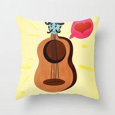 Alberto Throw Pillow