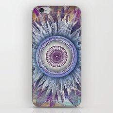 Crown Chakra (II) iPhone & iPod Skin
