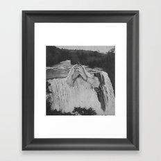 Riverette Framed Art Print