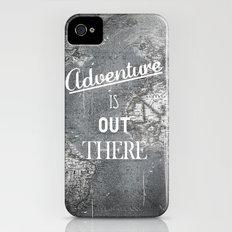 Adventure iPhone (4, 4s) Slim Case