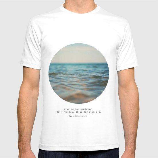 Swim The Sea T-shirt