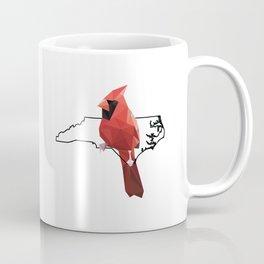 North Carolina – Northern Cardinal Coffee Mug