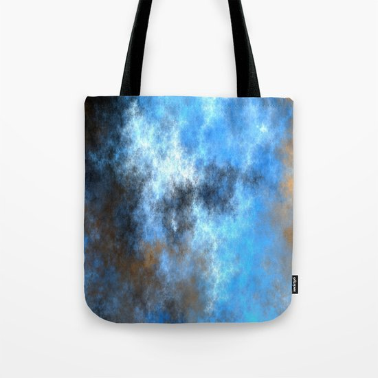 Storm and Lightning   (A7 B0229) Tote Bag