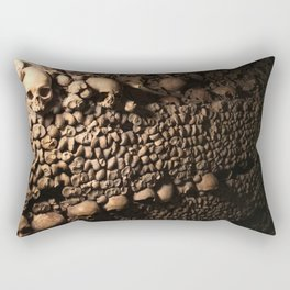Wall of Souls Rectangular Pillow
