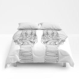 Hand guide Comforters