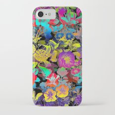 Lsd Floral Pattern Slim Case iPhone 7
