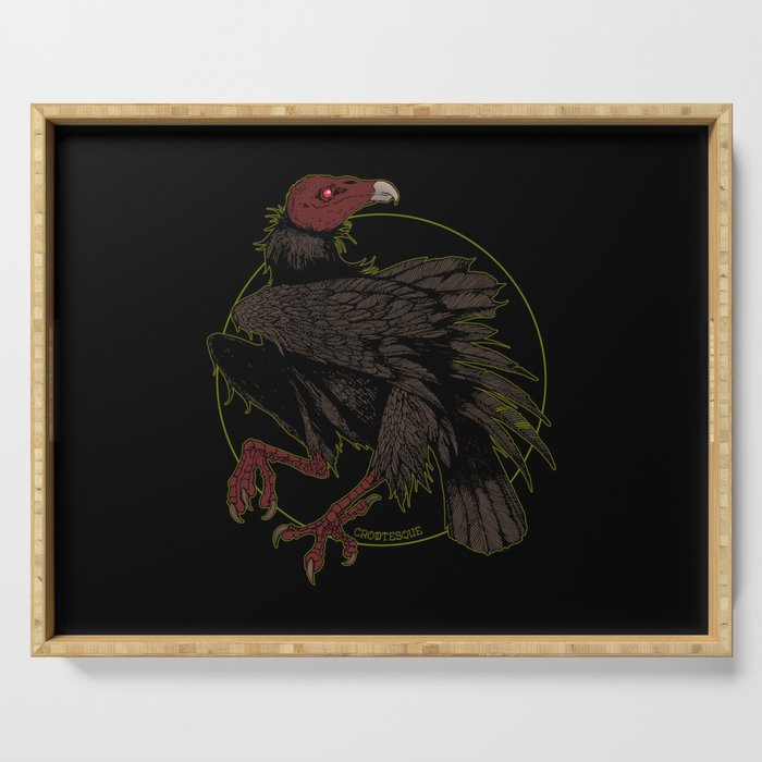 Vulture Serving Tray