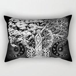 The Tree of Life Rectangular Pillow