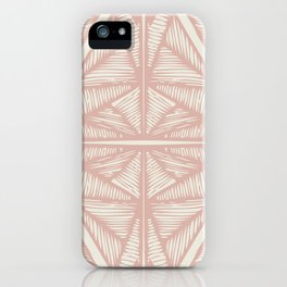 Tendons-Blush iPhone Case