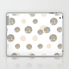 POIS CHIC WHITE Laptop & iPad Skin