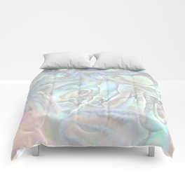 abalone whisper Comforters