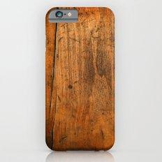 Wood Texture 340 iPhone 6 Slim Case