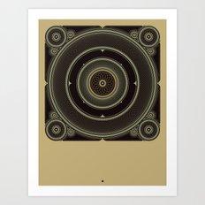 Dome Print Art Print