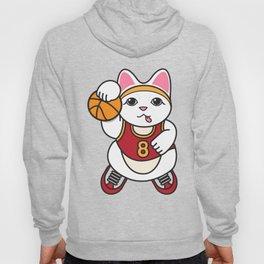Dunking Cat Hoody