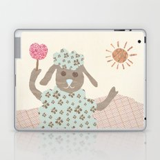 sheep collage Laptop & iPad Skin