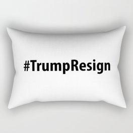 #TrumpResign - Trump Resign Rectangular Pillow