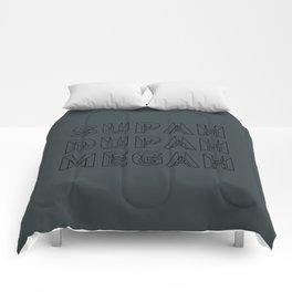SUPAH DUPAH MEGAH SUBTLE Comforters