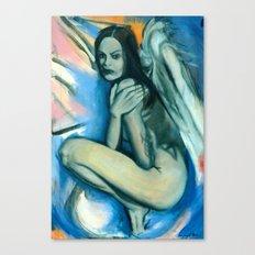 She-Devil  Canvas Print