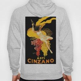 Vintage poster - Asti Cinzano Hoody