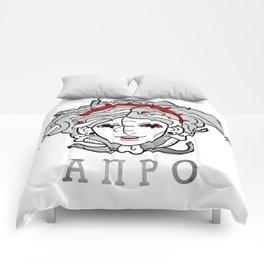 APRO-medusa Comforters