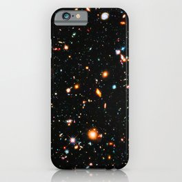 Hubble Extreme-Deep Field iPhone Case