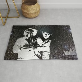 Roads? Where we're going, we don't need roads Rug