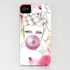 Bubble Birdie Slim Case iPhone (4, 4s)