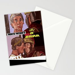 Monty Python's Life of Brian Stationery Cards
