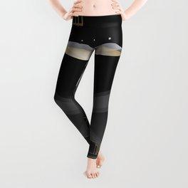 Art deco design VI Leggings