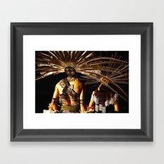 Fest Framed Art Print