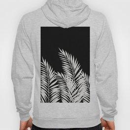 Palm Leaves White Hoody