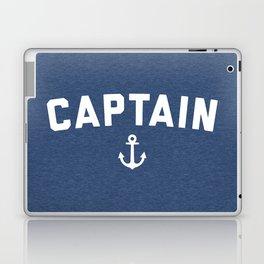 Captain Nautical Quote Laptop & iPad Skin