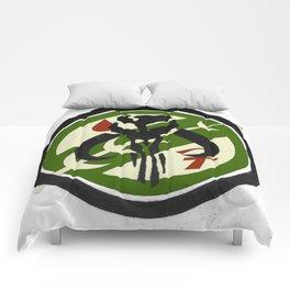Fett Crest Comforters