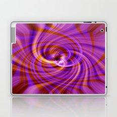 Twirls and Swirls Laptop & iPad Skin