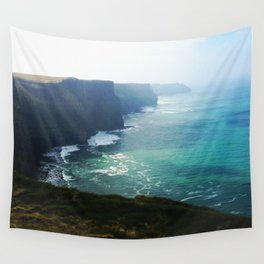 The Cliffs of Moher 2 Wall Tapestry
