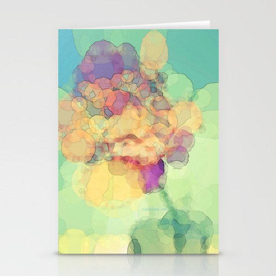 A Rose to Remember Stationery Cards