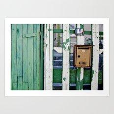 post Art Print