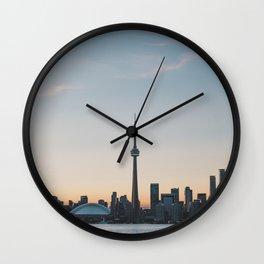 Toronto, Canada Wall Clock